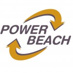 POWERBEACH logo standard